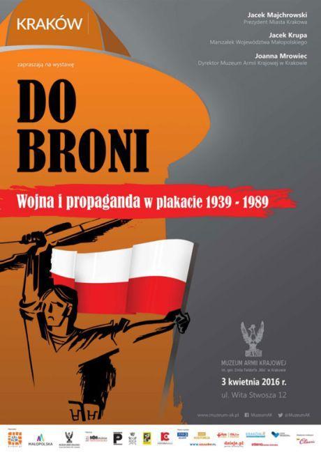 Wystawa Plakatów Propagandowych W Muzeum Armii Krajowej W