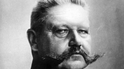 Gen. Paul von Hindenburg. Fot. Wikimedia Commons ze zbiorów Library of Congress