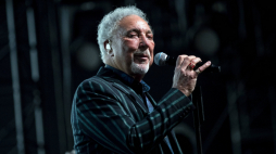 Tom Jones. Fot. PAP/EPA