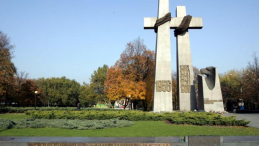 Pomnik Poznańskiego Czerwca 1956. Fot. PAP/A. Ciereszko