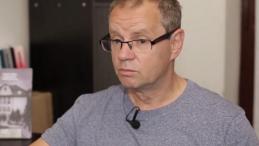 Prof. Dariusz Libionka. Źródło: serwis wideo PAP