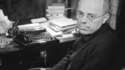 Stanisław Lem. 1962 r. Fot. PAP/Archiwum