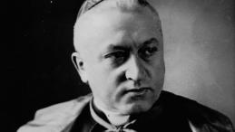Kard. August Hlond - 1936 r. Źródło: NAC
