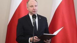 Podsekretarz stanu w Kancelarii Prezydenta RP Wojciech Kolarski. Fot. PAP/P. Supernak