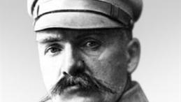 Józef Piłsudski. Fot. CAW
