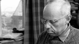 KWIECIEŃ 1974 R. Stanisław Lem. PAP/CAF