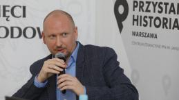 Dr Robert Spałek. Źródło: IPN
