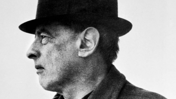 Witold Gombrowicz. Fot. PAP/Reprodukcja