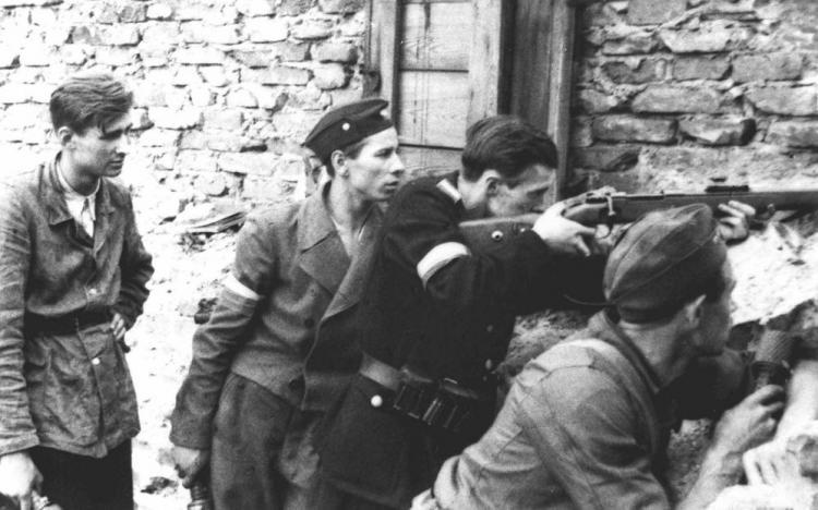 Powstanie Warszawskie 1944 | dzieje.pl - Historia Polski