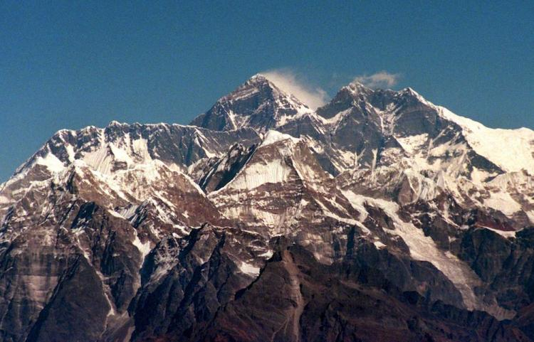 Mount Everest. Fot. PAP/EPA