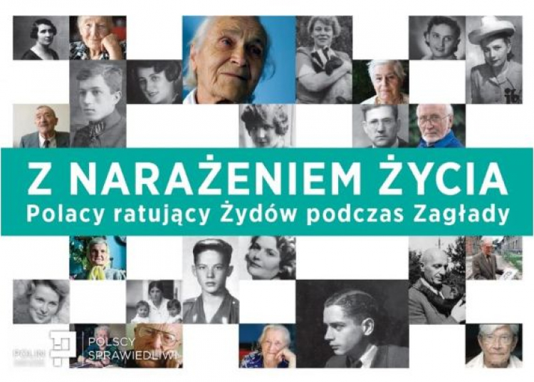 "Wystawa ""They Risked their Lives - Poles who Saved Jews during the Holocaust"". Źródło: Muzeum POLIN"
