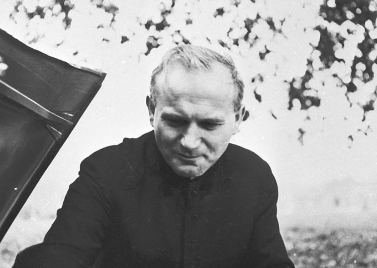 Karol Wojtyła Aktor Poeta Dramaturg Dziejepl
