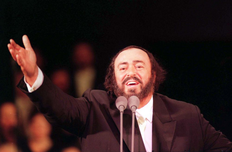 """Pavarotti"""" - film o słynnym śpiewaku od 2 sierpnia w kinach ..."""