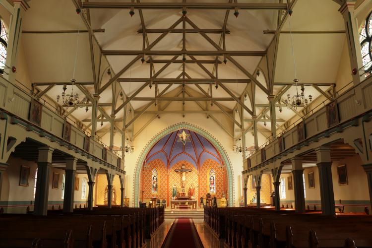 Kościół Wniebowzięcia Najświętszej Marii Panny Gwiazda Morza w Sopocie. Źródło: MKDNiS