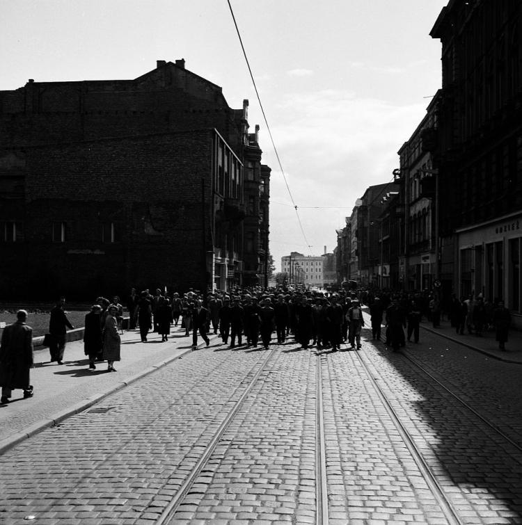 Poznański Czerwiec 1956. Fot. PAP/CAF