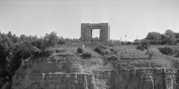 Pomnik Czynu Powstańczego na Górze św. Anny. Fot. PAP/CAF/R. Okoński