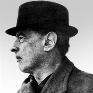 Witold Gombrowicz. Fot. PAP